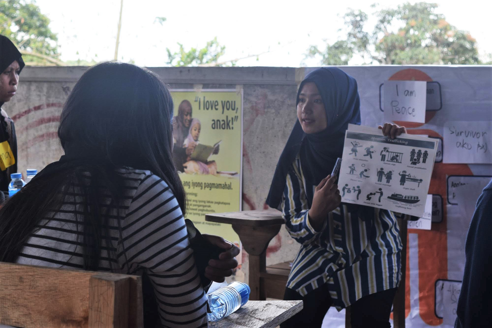Echoing women's voices in Marawi crisis